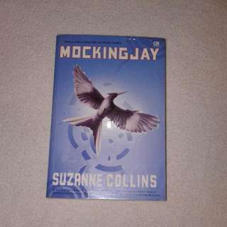 Mockingjay, trilogi The Hunger Games