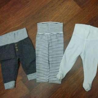 H&M Long Pants (Cotton)