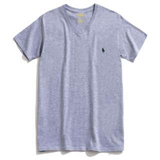 Ralph Lauren Polo T-Shirt 經典 小馬 刺繡 V領 短T 美國公司貨 全新正品