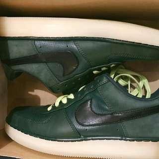 Nike AF1 downtown (Green)
