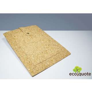 EcoQuote iPad & Tablet Stylish Sleeve Cork Material