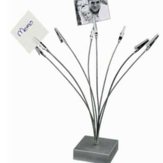 Photo/Note Clip Holder/stand