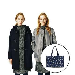 Ehypen 福袋 深灰色針織洋裝 日貨