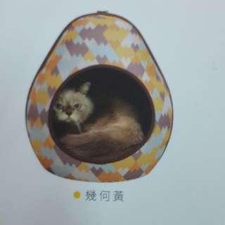🚚 ibiyaya 全新寵物摩登寵物窩