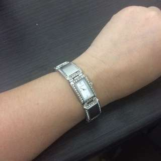 Fossil Silver Watch 250K