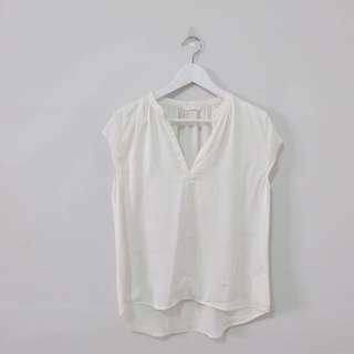 NEW! H&M White Blouse