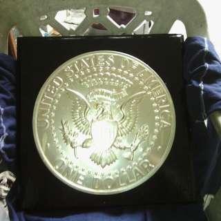 Presidential Seal Coin