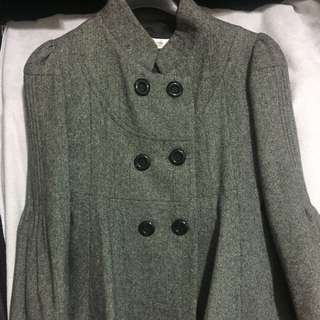 韓版宮廷寬八分袖外套