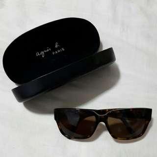 Agnes B Tortoiseshell Sunglasses Shades