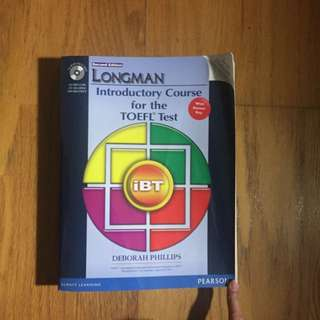 TOEFL guide Book