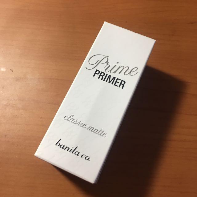 原價590 Banila Co 妝前乳 控油款