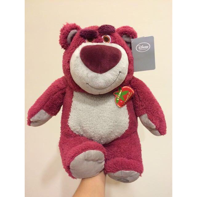 (預購款)迪士尼代購➡️熊抱哥玩偶
