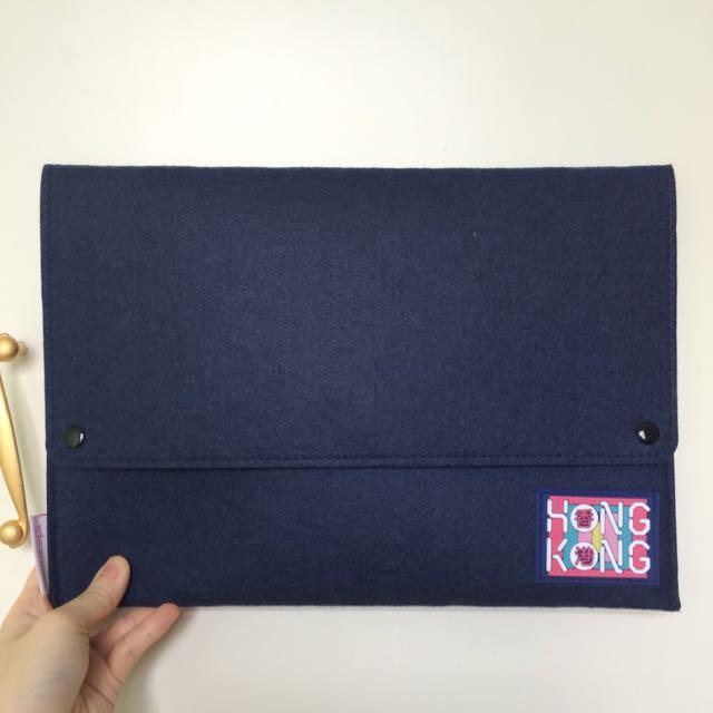 深藍色 電腦袋