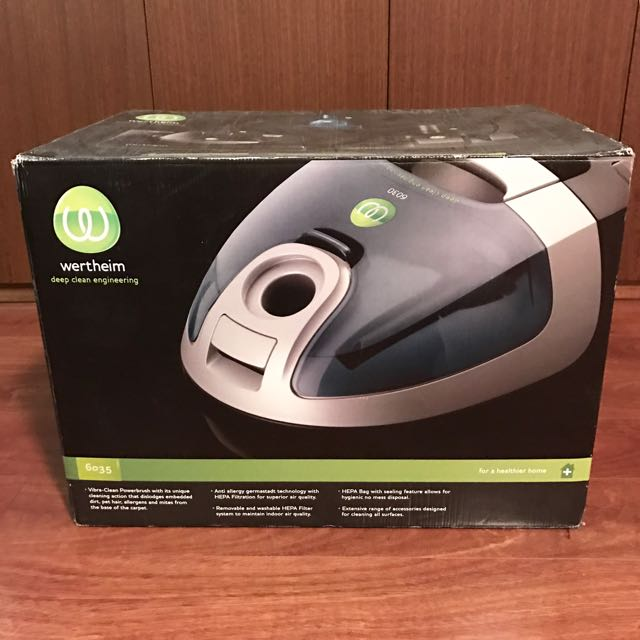 WERTHEIM Vacuum Cleaner