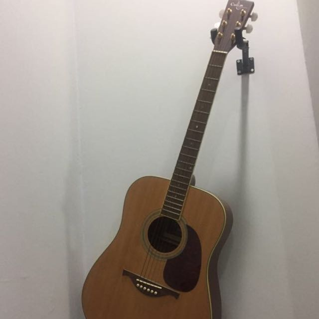 Acoustic Guitar 🎸