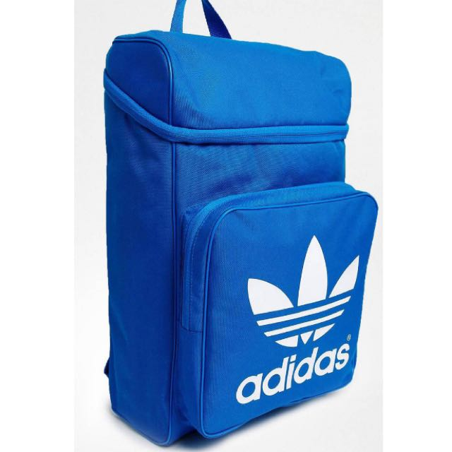 Adidas Classic Backpack In Blue 愛迪達後背包