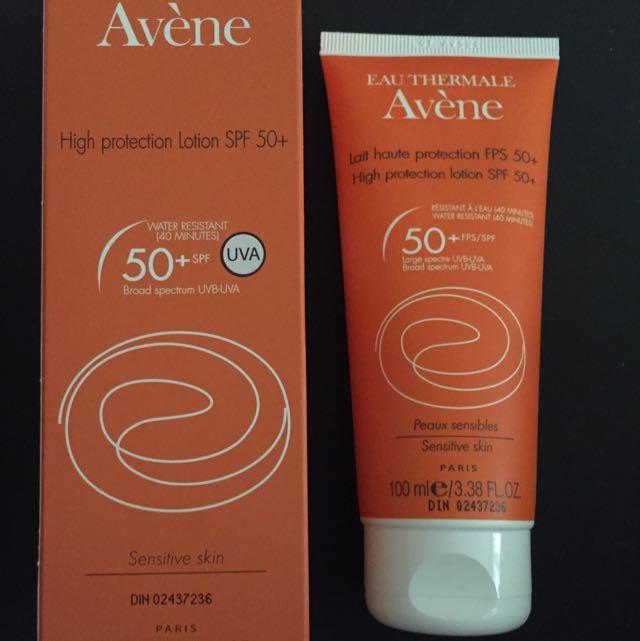 Avene Spf 50+