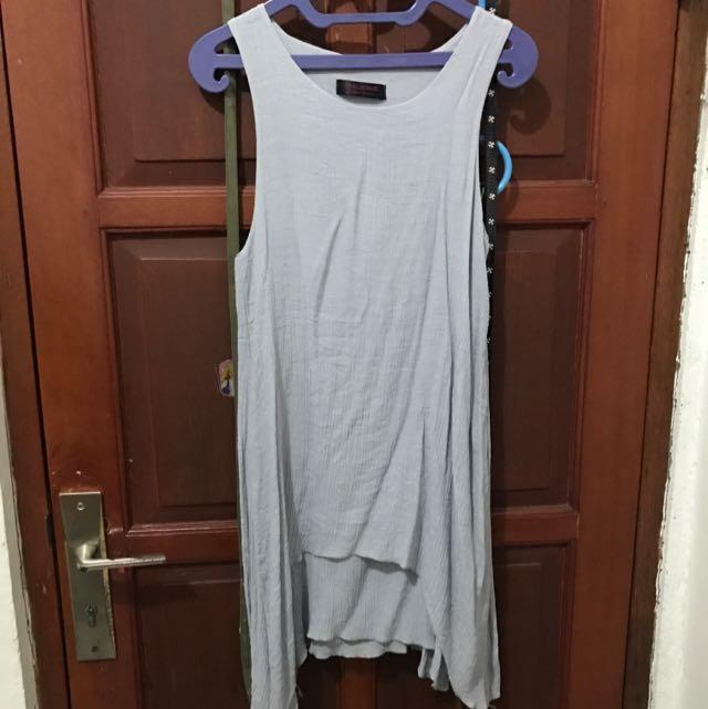 New! Baby Blue Dress