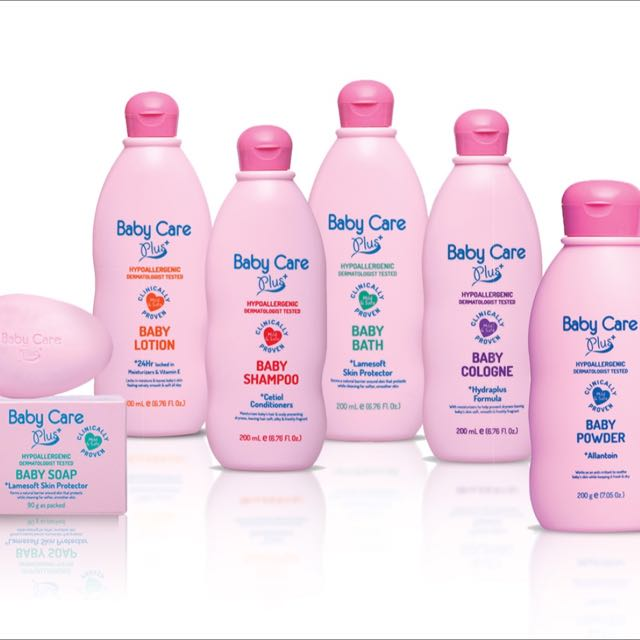 Baby Care Plus Pink