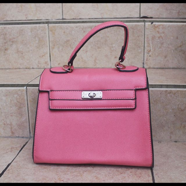 BAG PINK BY VNC