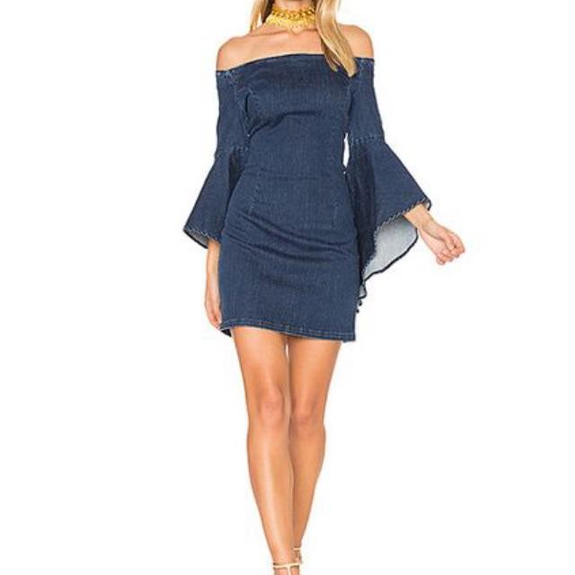 BARDOT Denim Dress