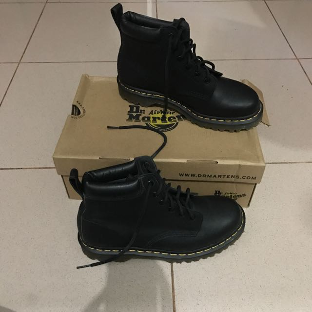 Ben boot Black