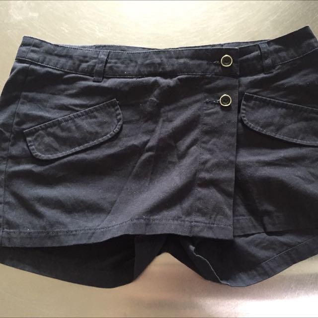 Bench Skort (skirt/shorts)