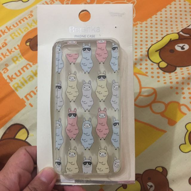 BERSHKA IPHONE 5