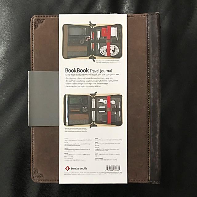 BookBook Travel Journal