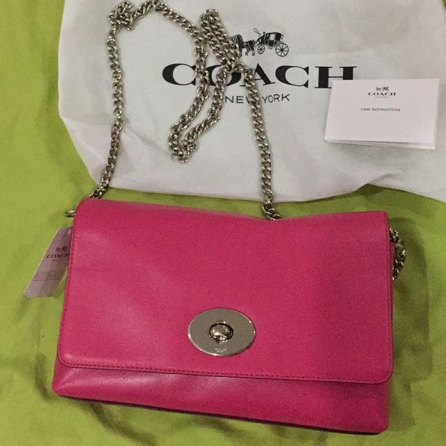 Coach Crosschain Bag
