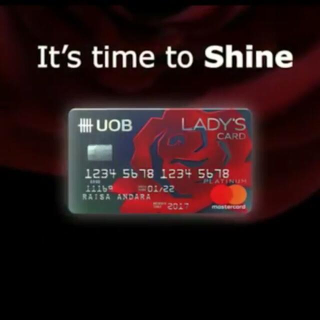 Credit Card Khusus Wanita