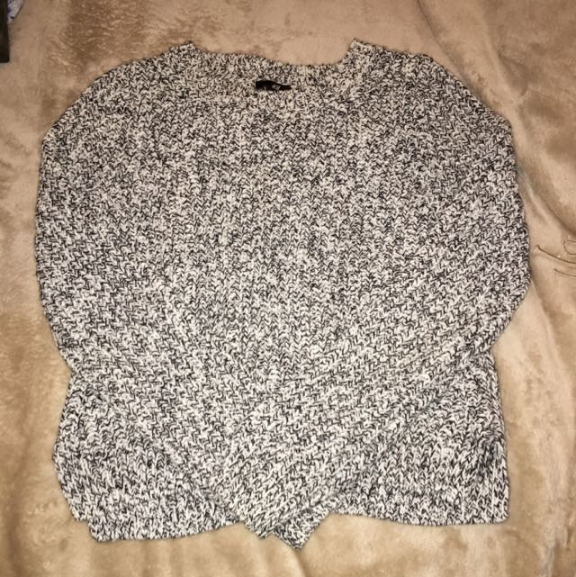 Cropped Hm Sweater