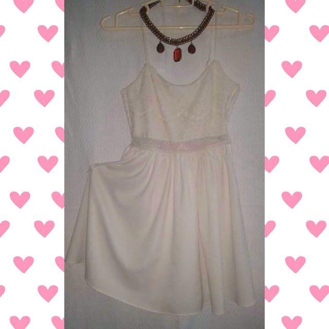 Cute Mini Summer Dress