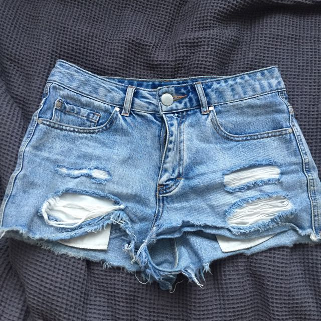 Denim Glassons Shorts