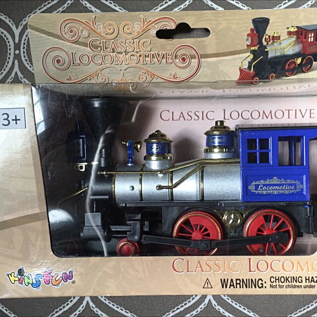 Die cast Metal Train