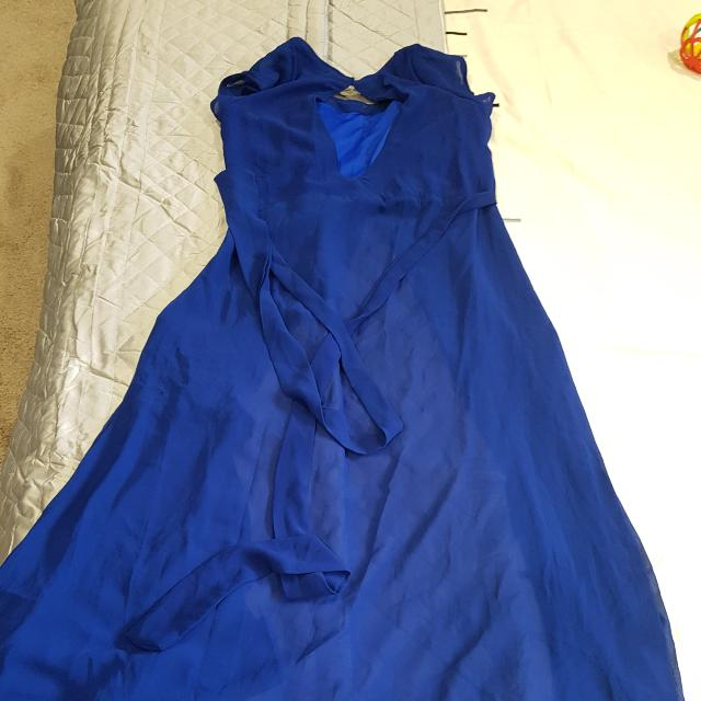 dress look long top
