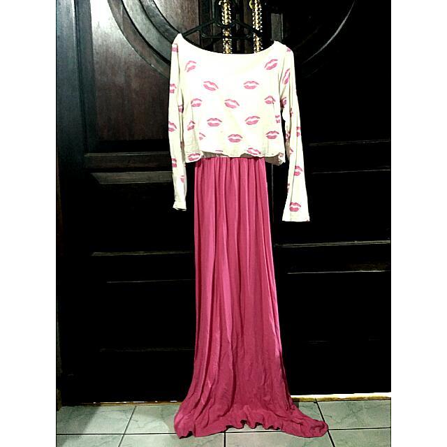 Dress Panjang For Hijabers