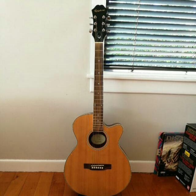 Epiphone PR-4E NA Electric Acoustic guitar