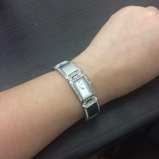 Fossil Silver Watch 250K