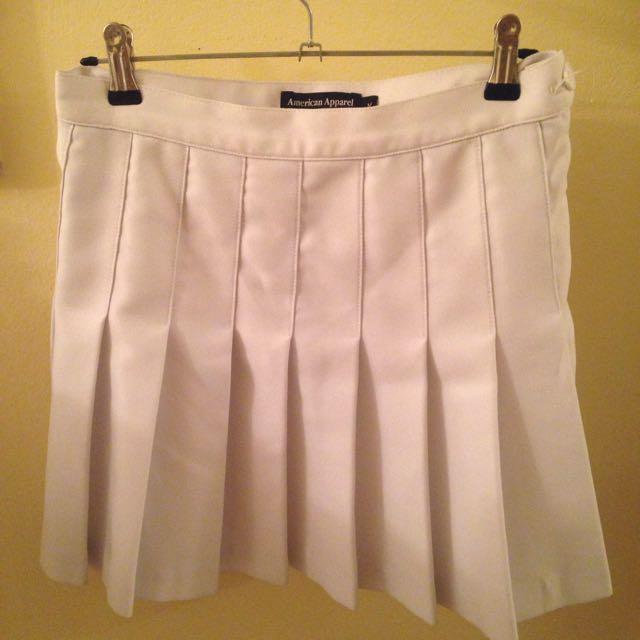 Genuine American Apparel Tennis Skirt