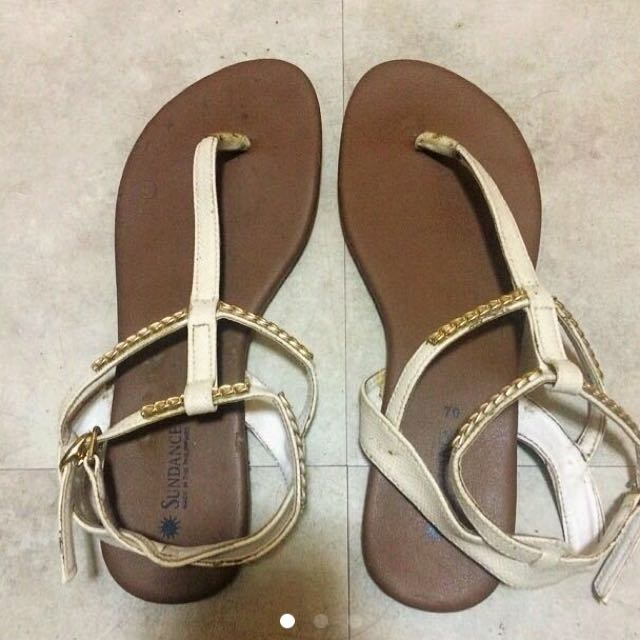Greek-inspired sandals