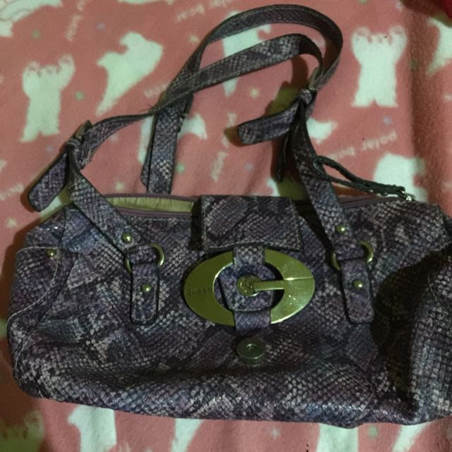 Guess Bag Made In China
