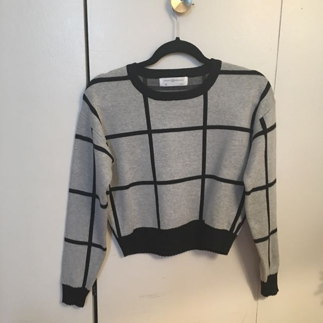 Haight Ashbury Cropped Sweater