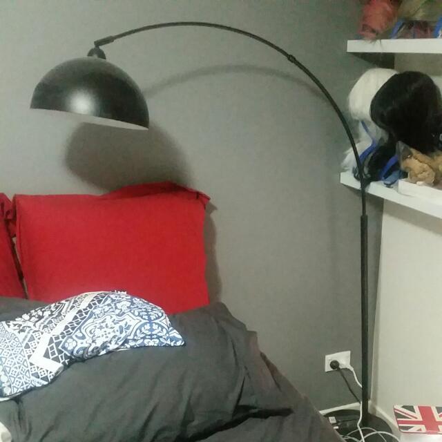 Hanging Floor Lamp