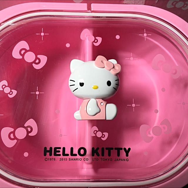 Hello Kitty Lunch Case