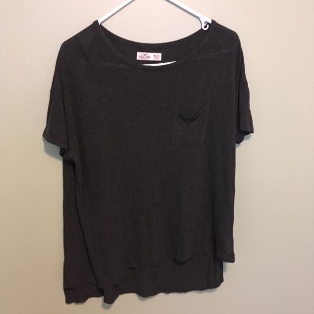 Hollister Slouchy Top
