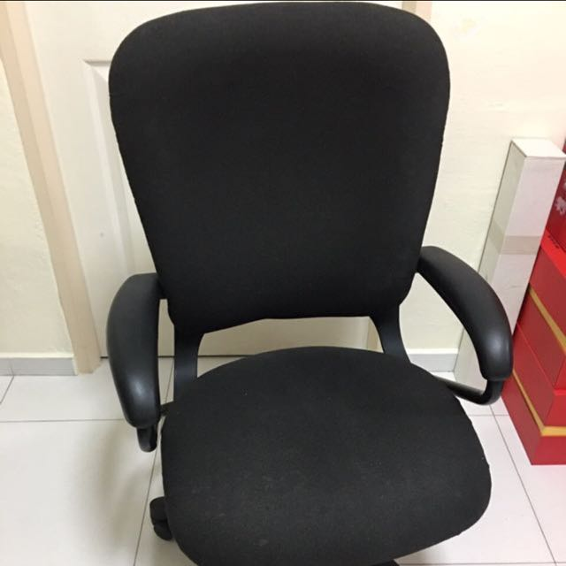 Hon Office Chair Made In Usa Furniture Tables Chairs On Carousell
