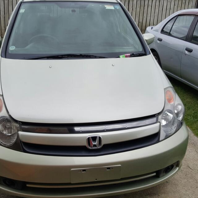 Honda Stream 2005 Prices Reduced
