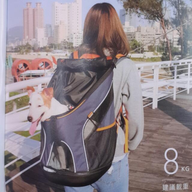 ibiyaya  全新輕量寵物後背包