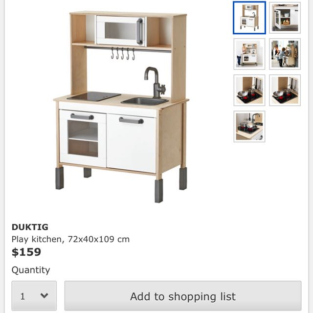 Ikea Duktig Play Kitchen Kids Play Kitchen Babies Kids